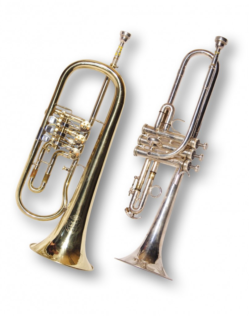 trompeteundfluegelhorn