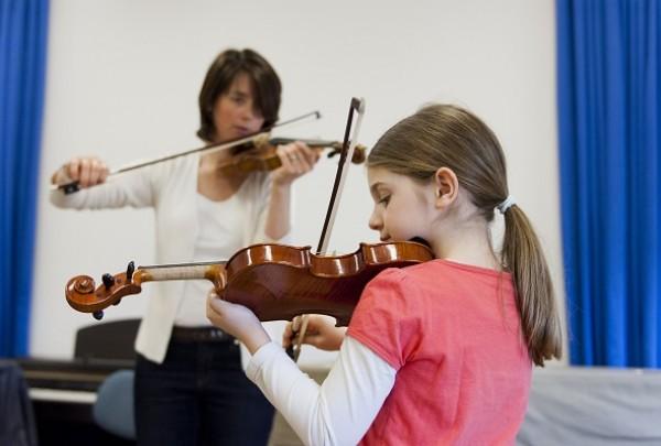 Geige Slider