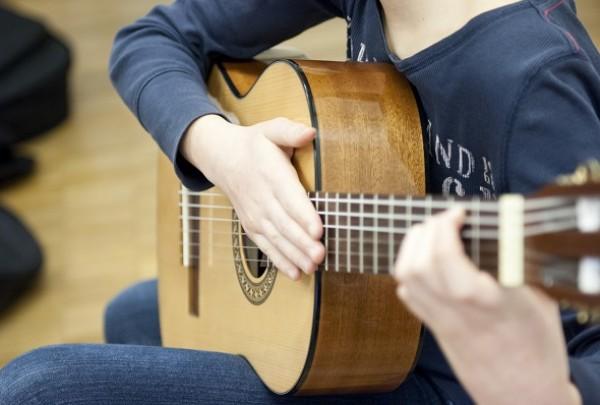 Slider Gitarre