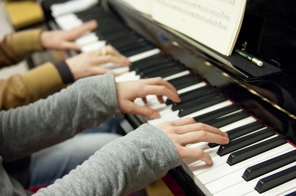 Slider Klavier